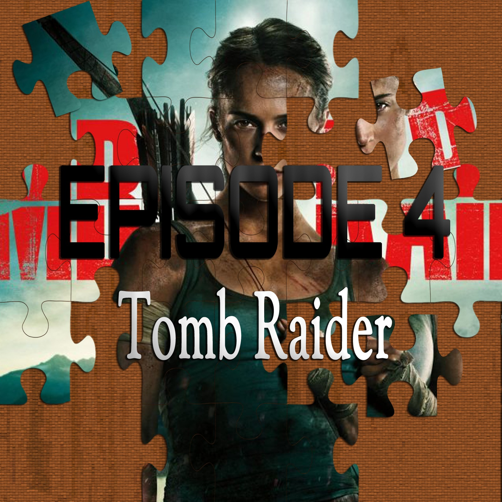 Tomb Raider (Featuring TJ Kross)