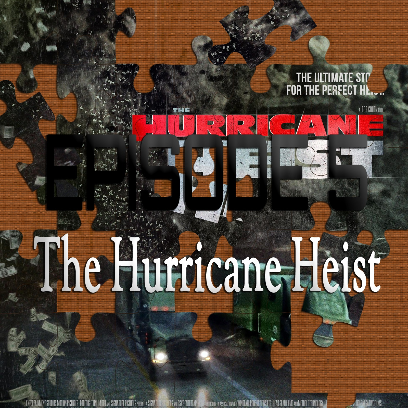 The Hurricane Heist (Featuring Chad Clinton Freeman)