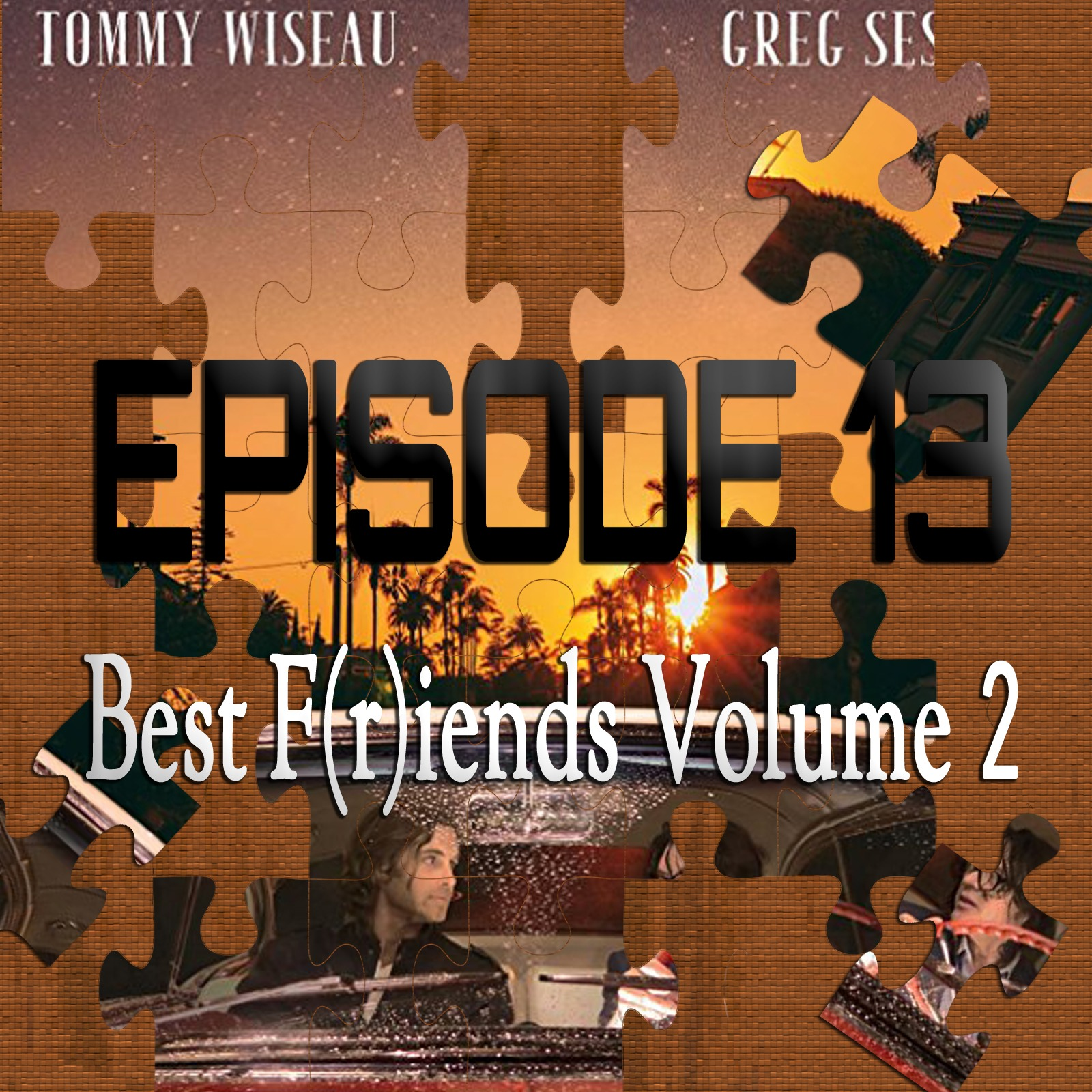 Best F(r)iends Volume 2 (Featuring Ryan Daugherty)