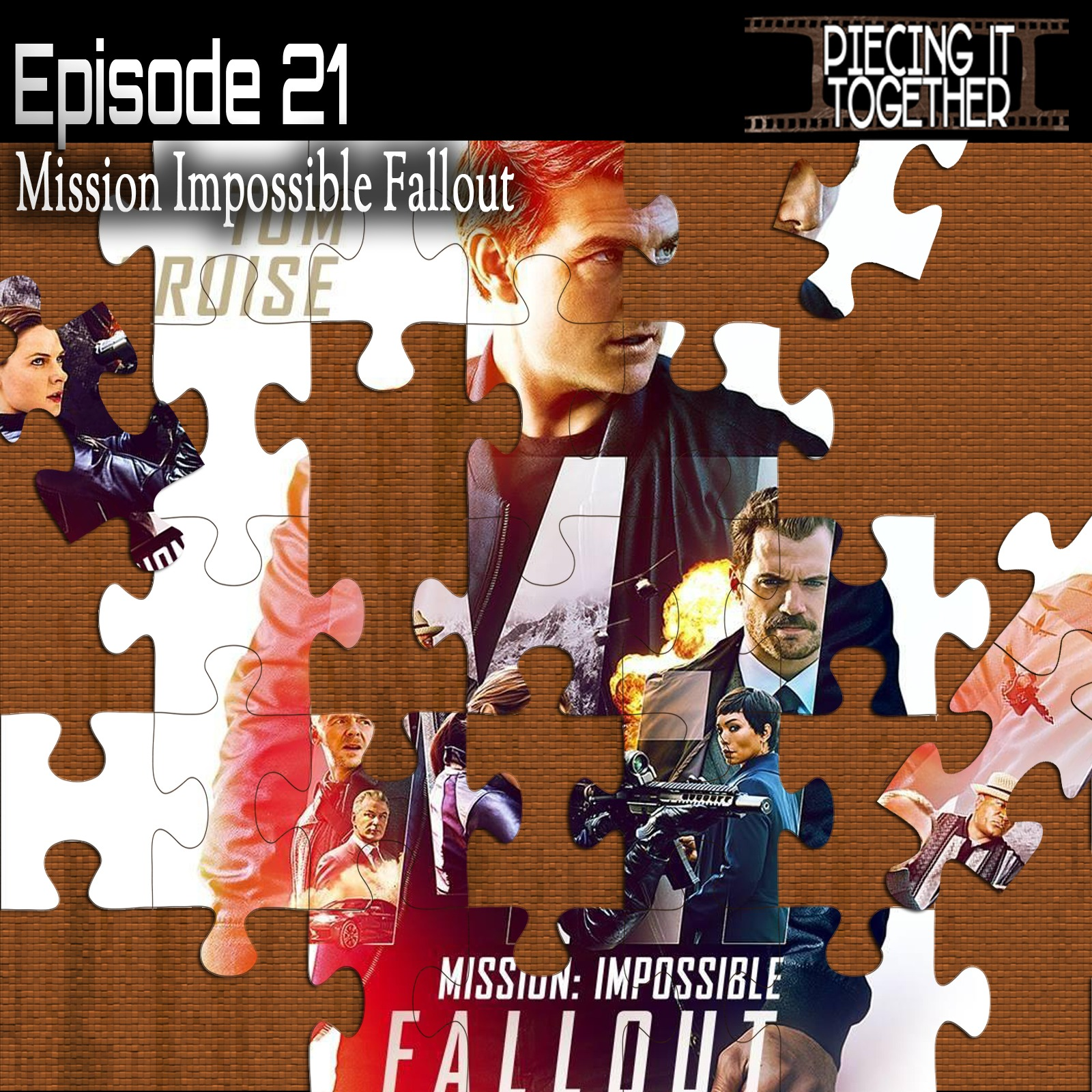 Mission: Impossible Fallout (Featuring Brian Garth)