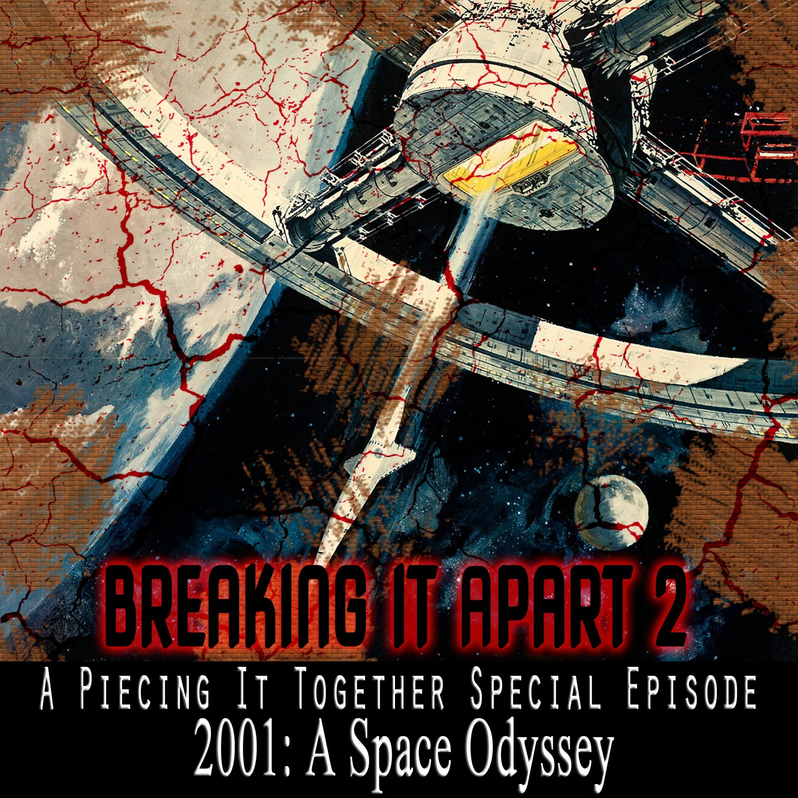 Breaking It Apart 2 – 2001 A Space Odyssey