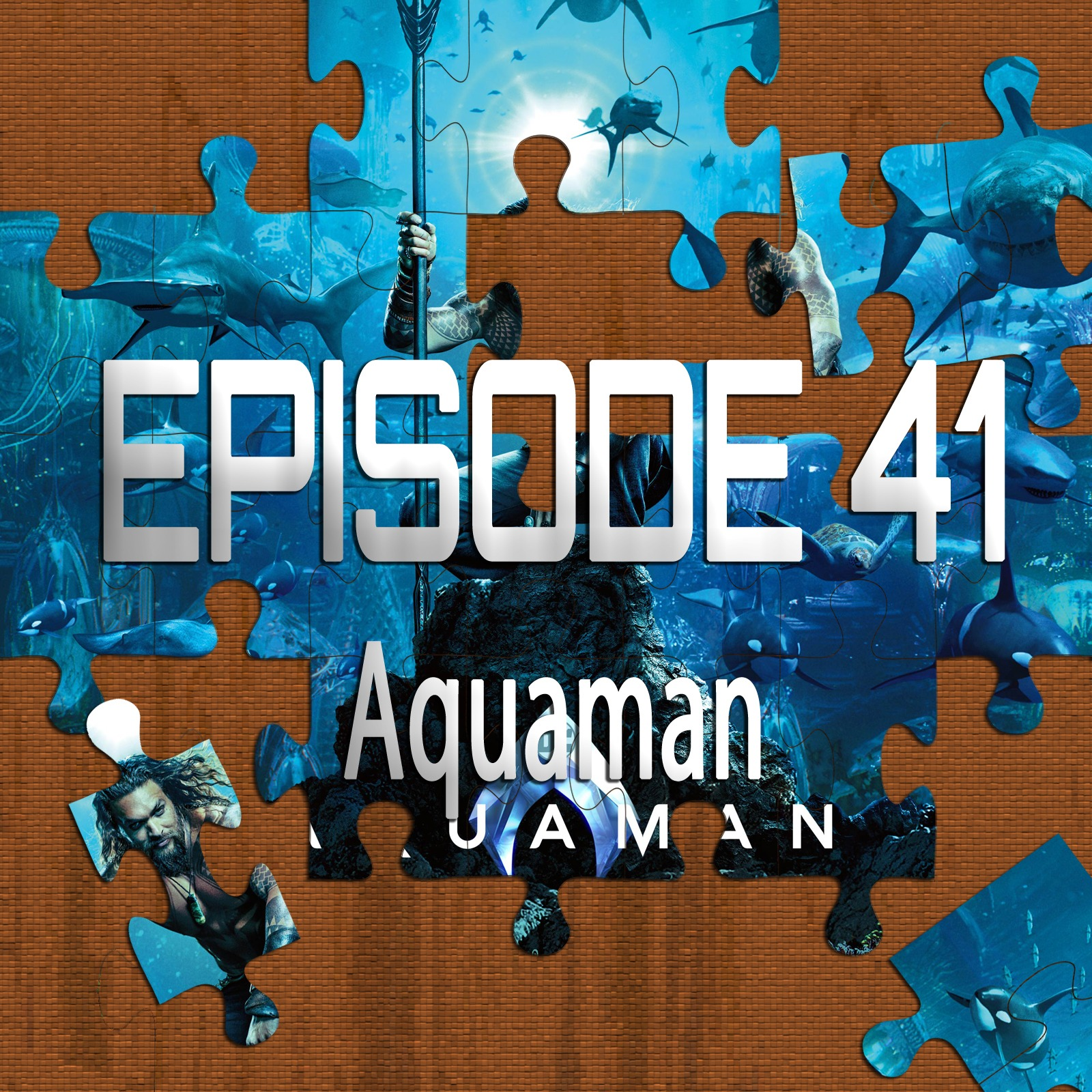 Aquaman (Featuring Chad Clinton Freeman)