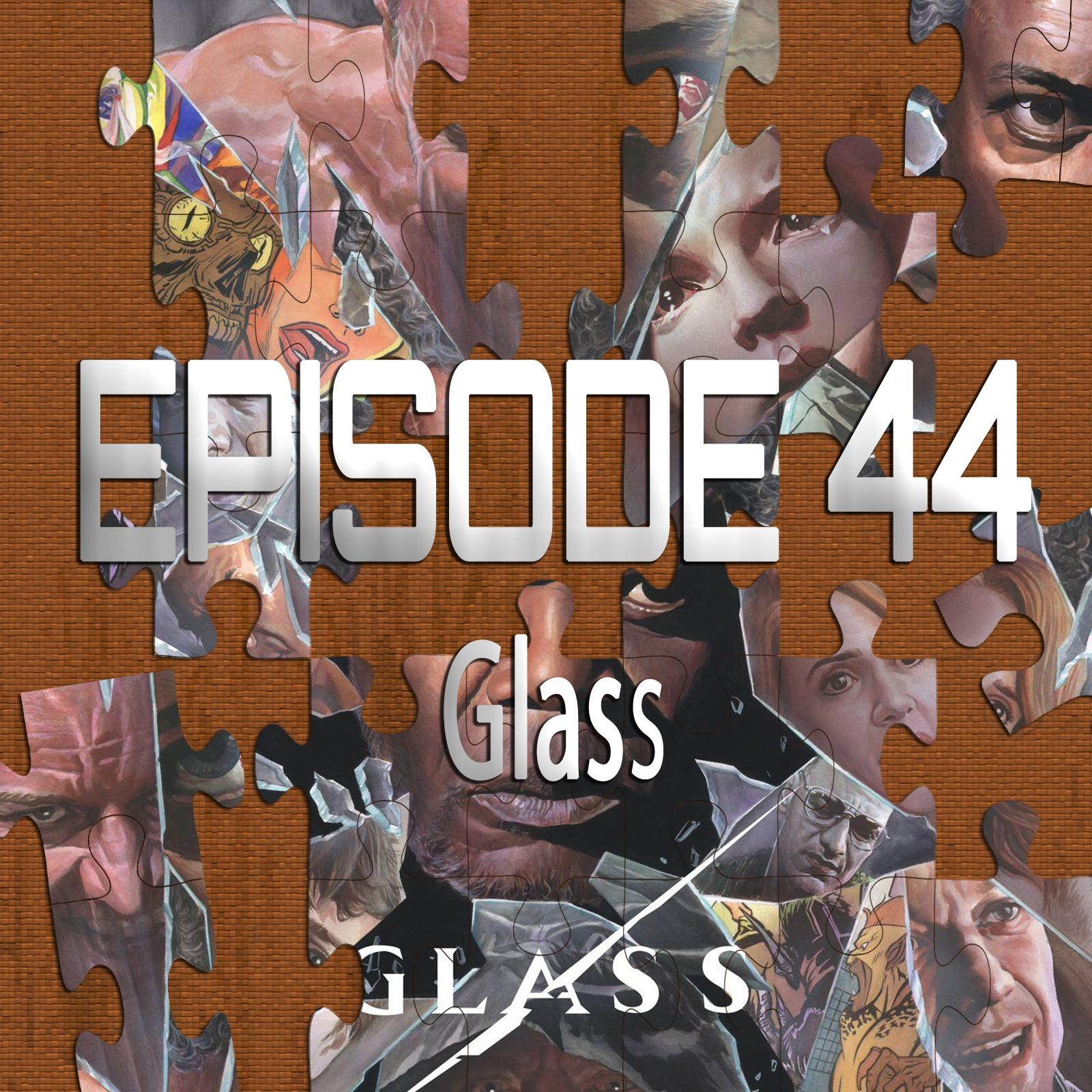 Glass (Featuring Chad Clinton Freeman and Ryan Daugherty)