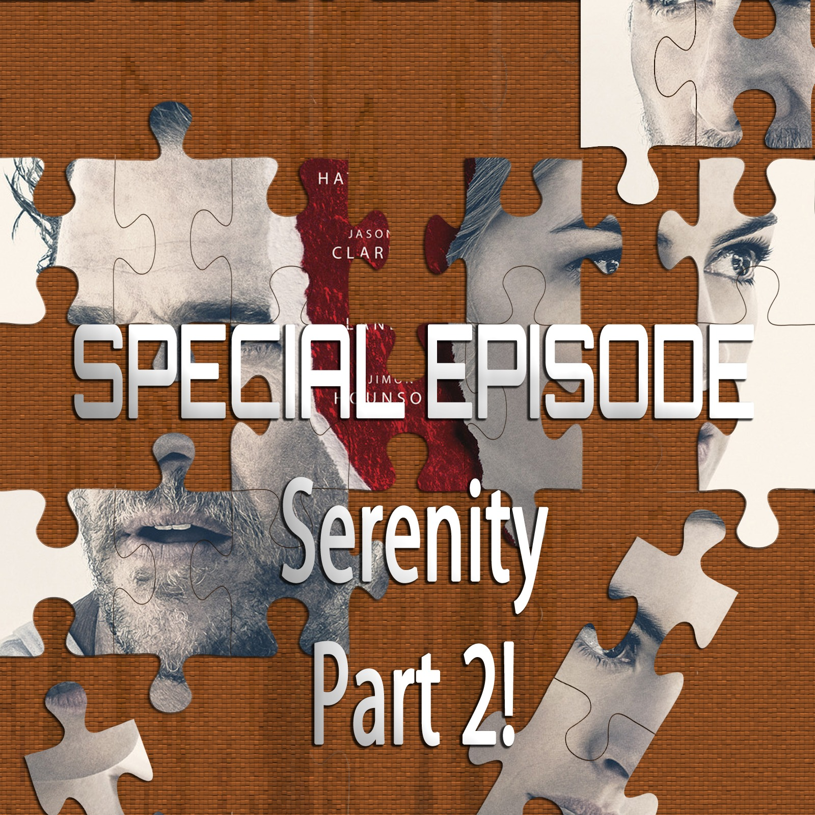 Serenity Part 2 (Featuring Joe Black)