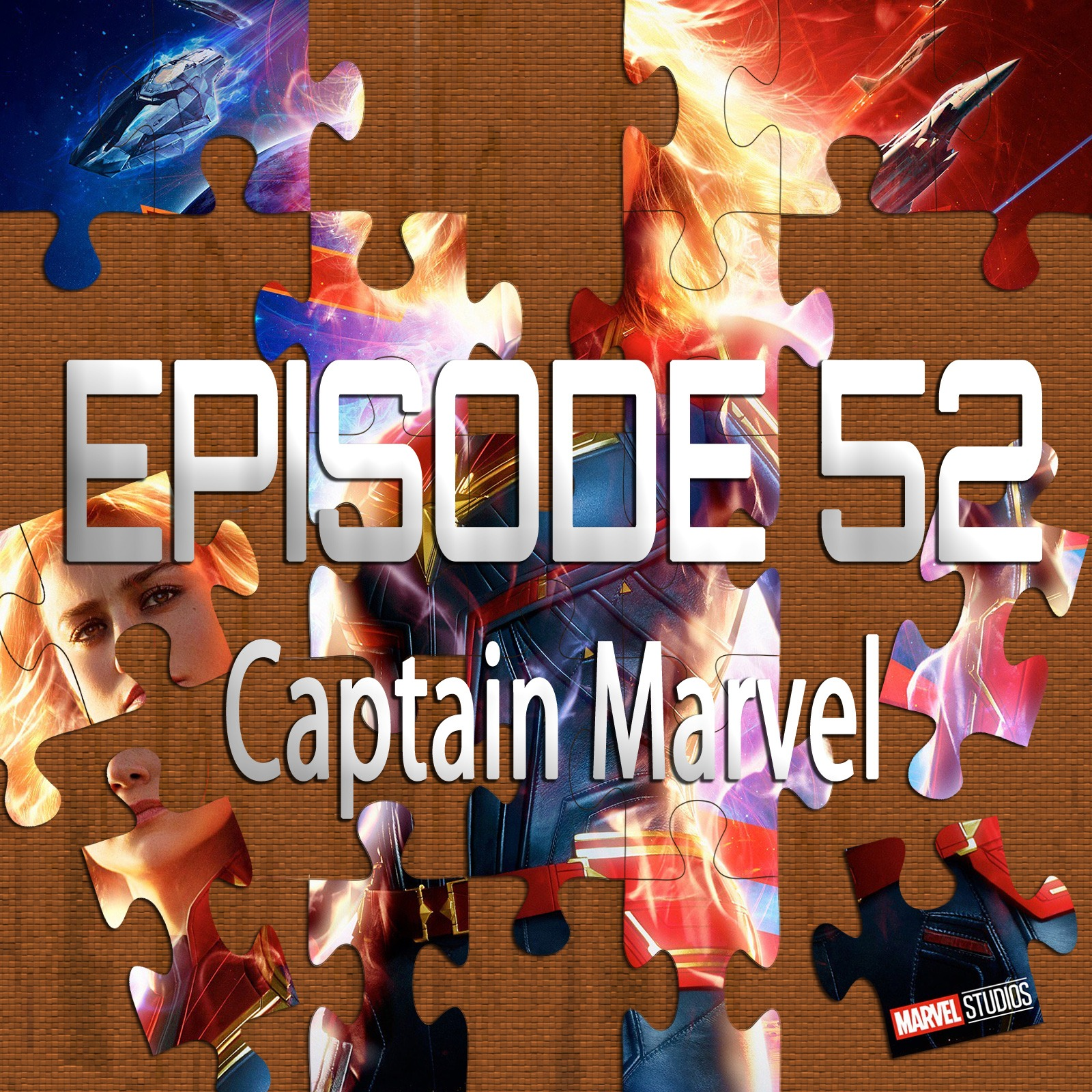 Captain Marvel (Featuring James Baker)