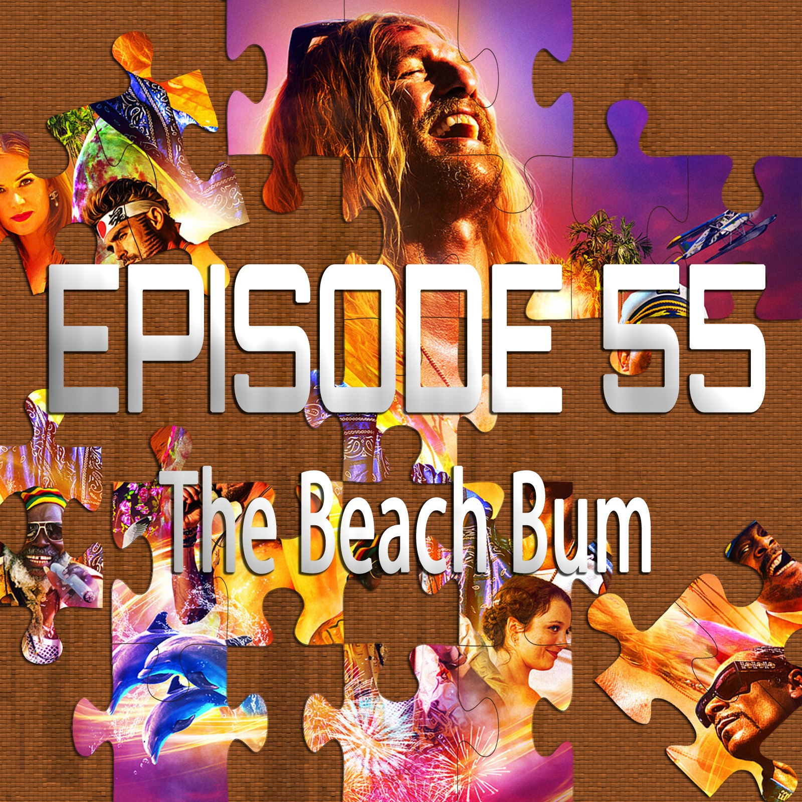 The Beach Bum (Featuring Joe Black)