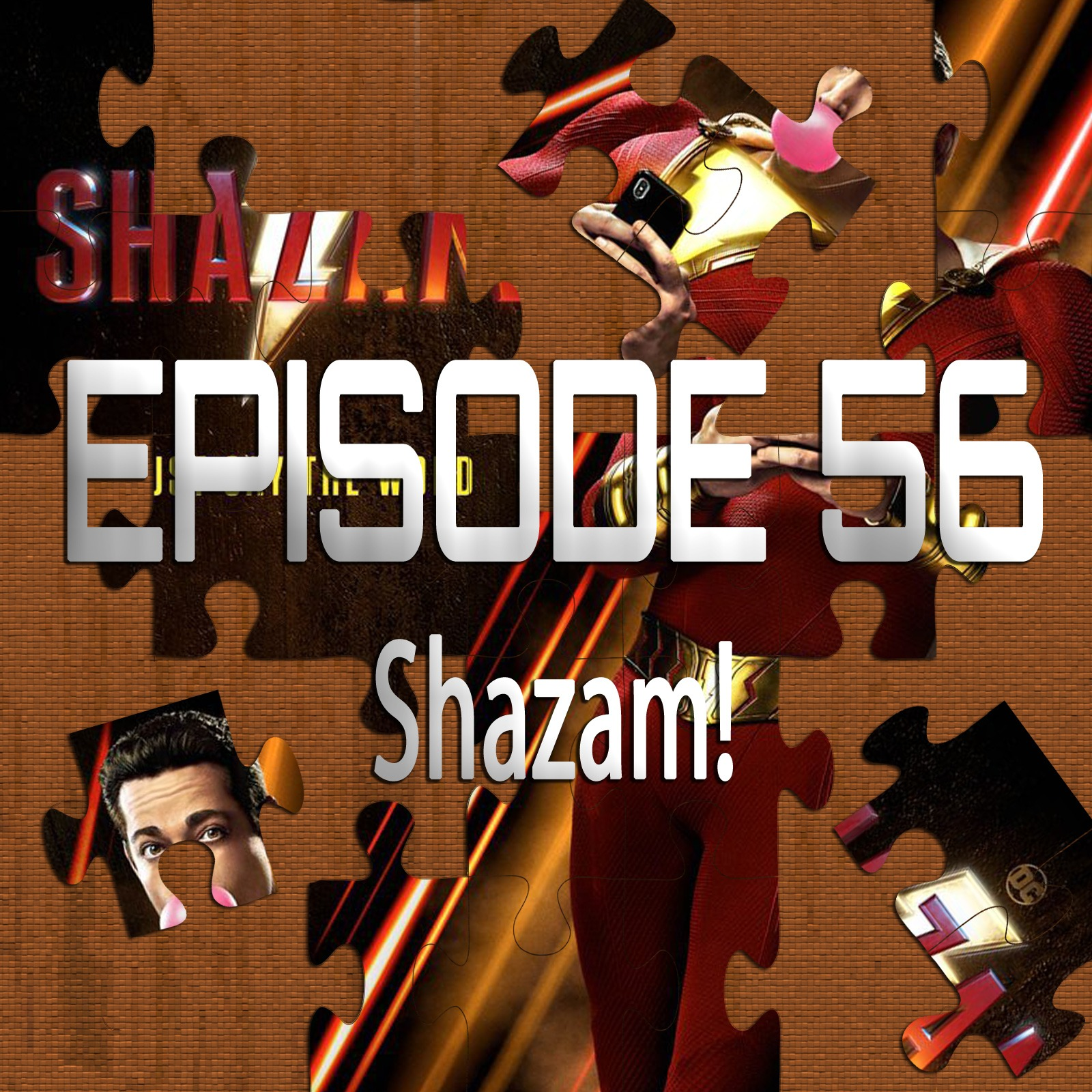 Shazam! (Featuring Chad Clinton Freeman)