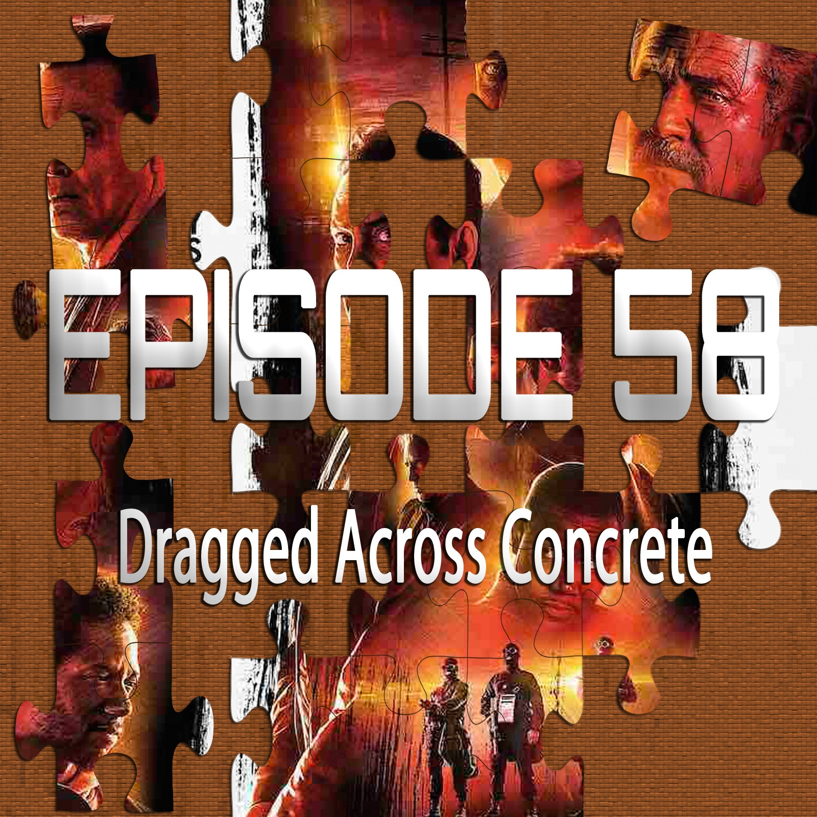 Dragged Across Concrete (Featuring Chad Clinton Freeman)