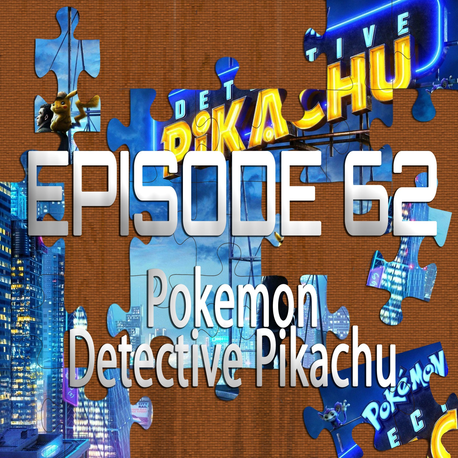 Pokemon: Detective Pikachu (Featuring Ryan Daugherty)