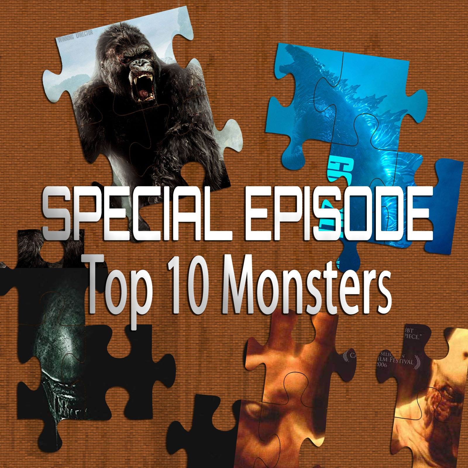 Top 10 Movie Monsters (Special Episode)