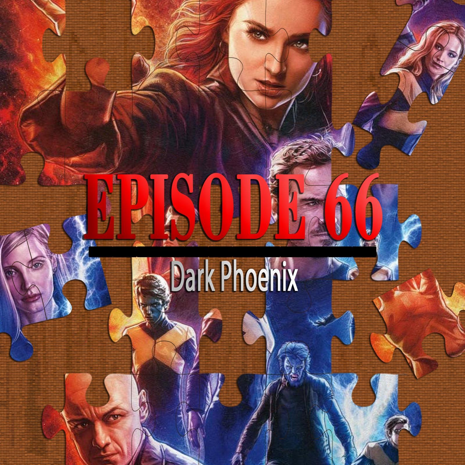 Dark Phoenix (Featuring Susannah Lewis)