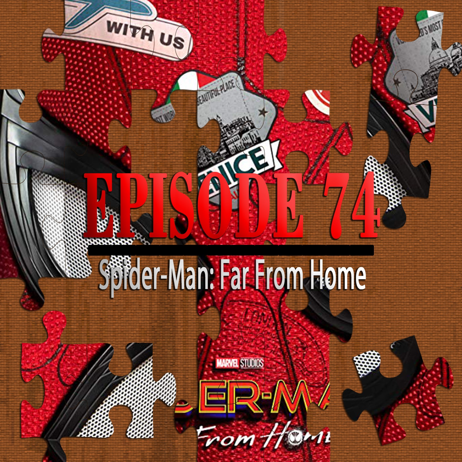 Spider-Man: Far From Home (Featuring Bill Lambusta)