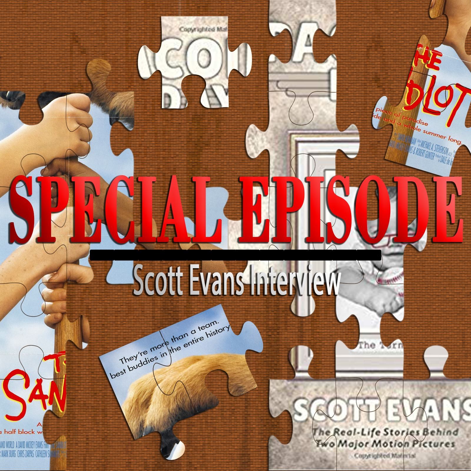 The Sandlot – Scott Evans Interview (Special Episode)