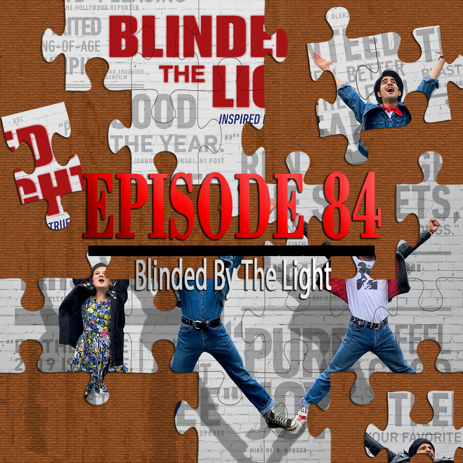 Blinded By The Light (Featuring Jason Harris)