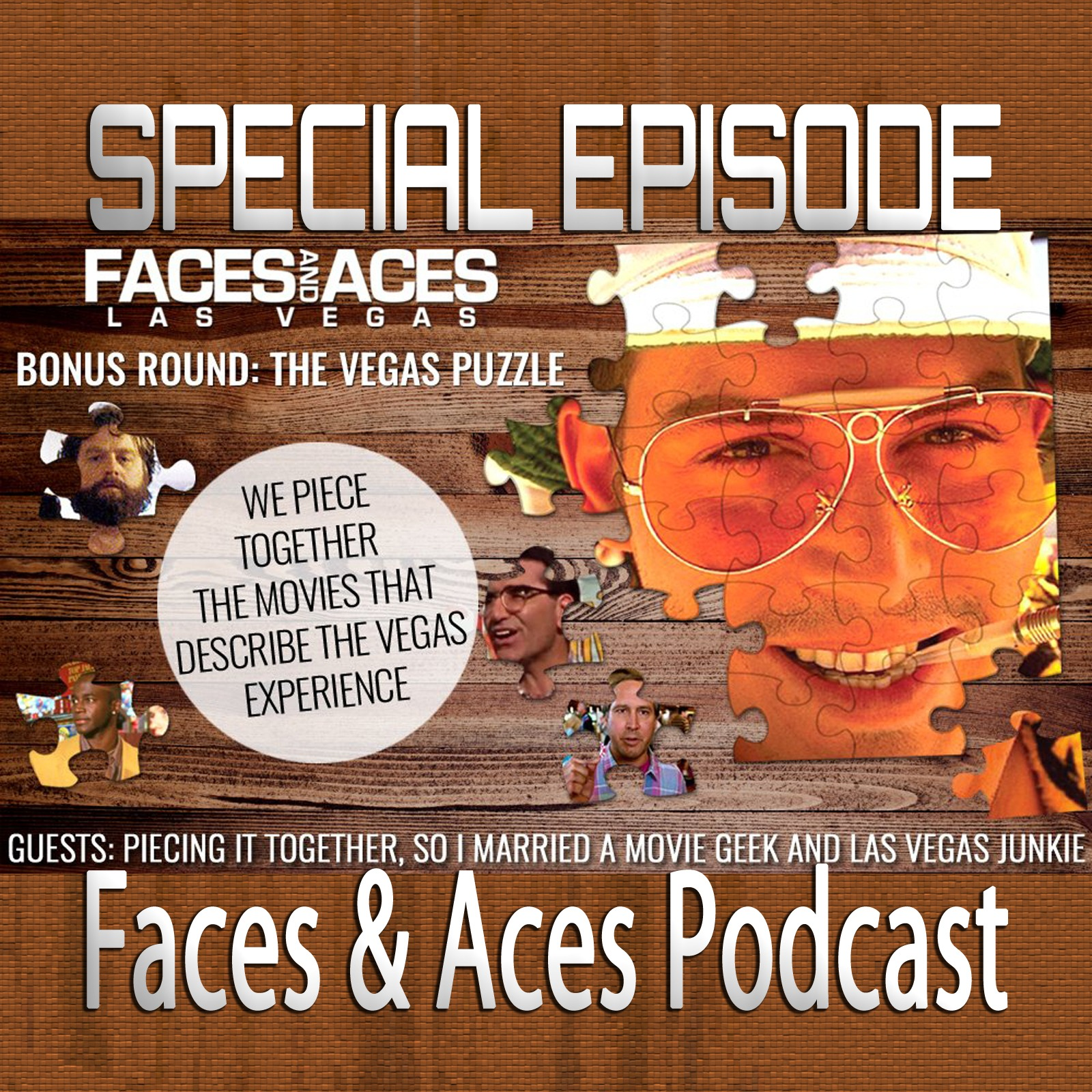 Faces & Aces – Las Vegas Piecing It Together (Special Episode)