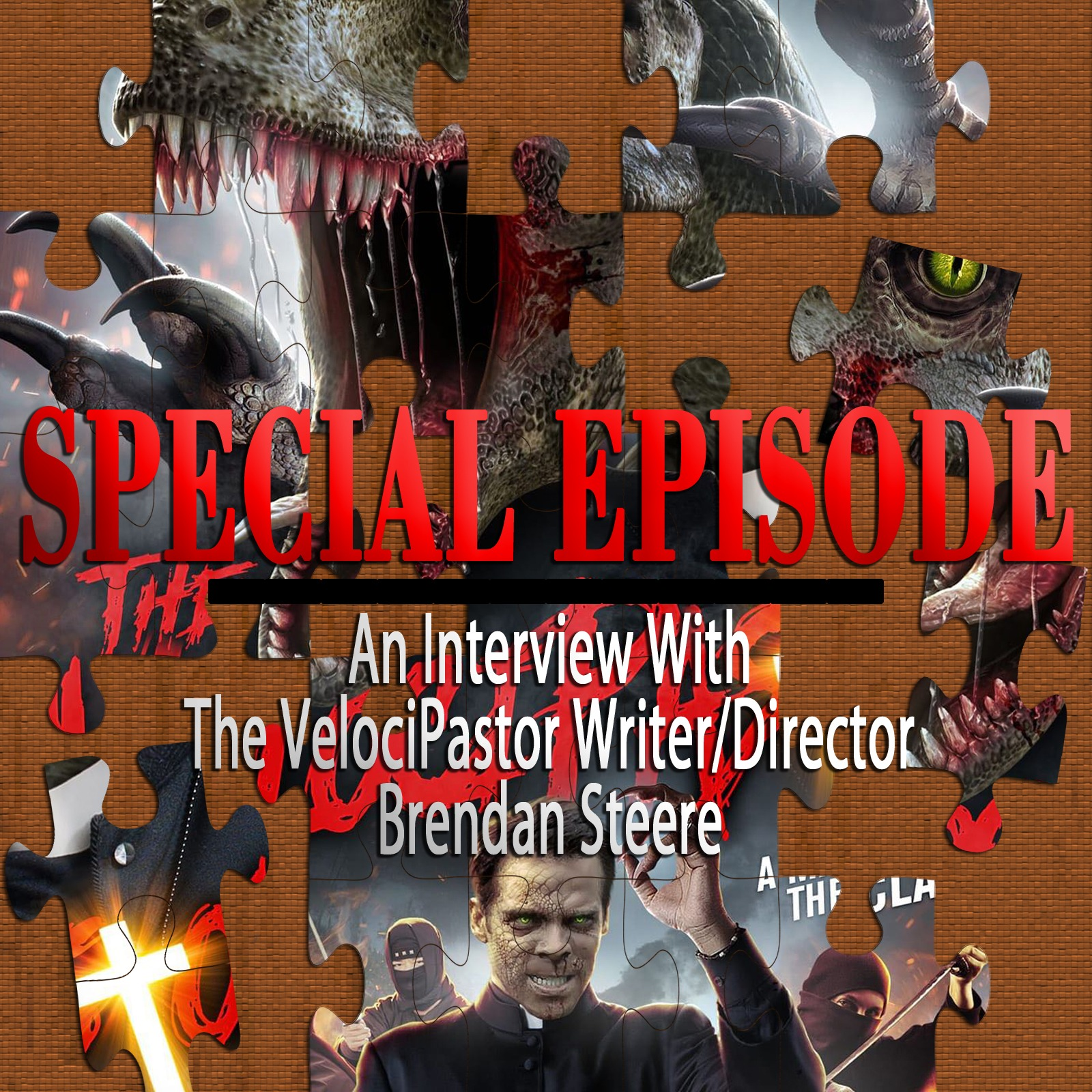 The VelociPastor – Brendan Steere Interview (Special Episode)