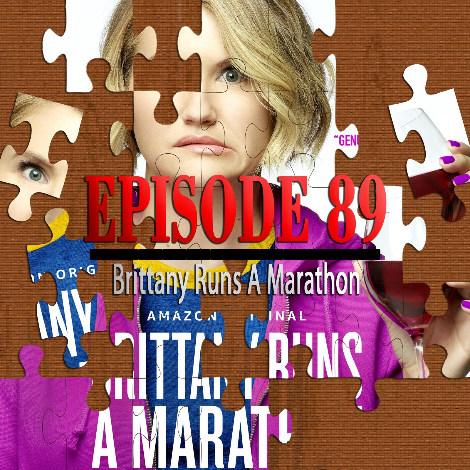 Brittany Runs A Marathon (Featuring Catherine Gonzales)