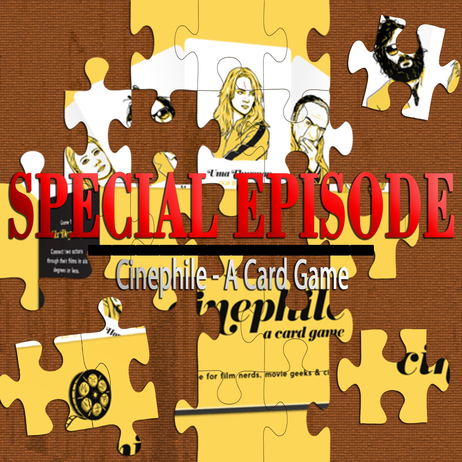 Cinephile – A Card Game (Special Episode)