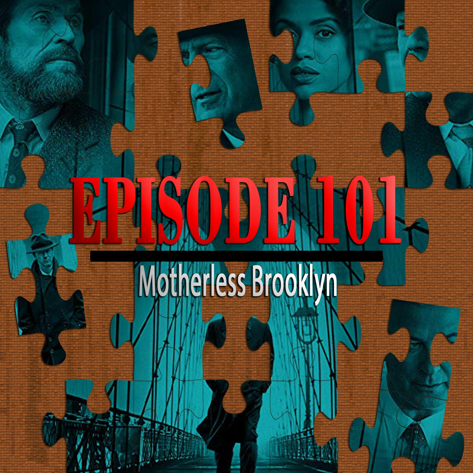 Motherless Brooklyn (Featuring Joe Black)