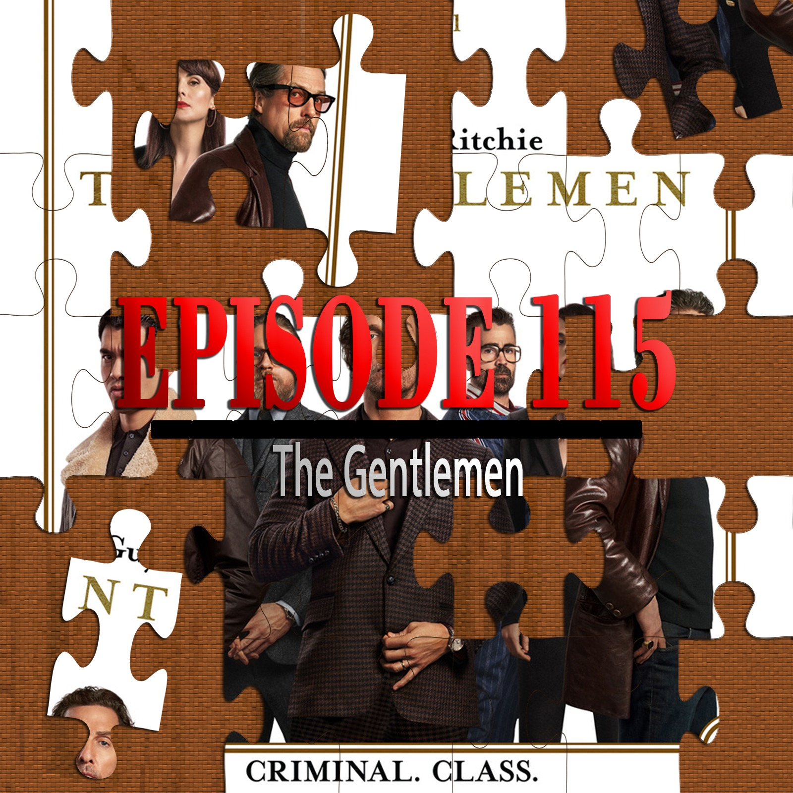 The Gentlemen (Featuring Chad Clinton Freeman)