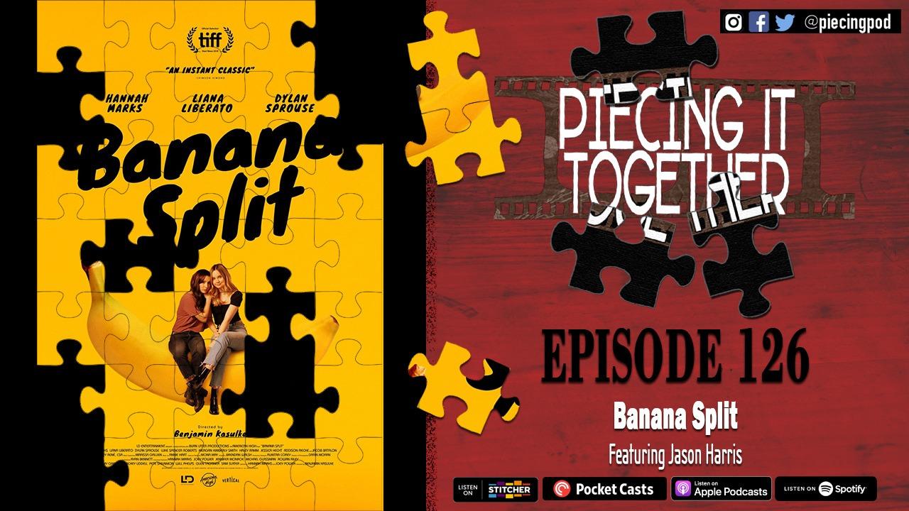 Banana Split (Featuring Jason Harris)