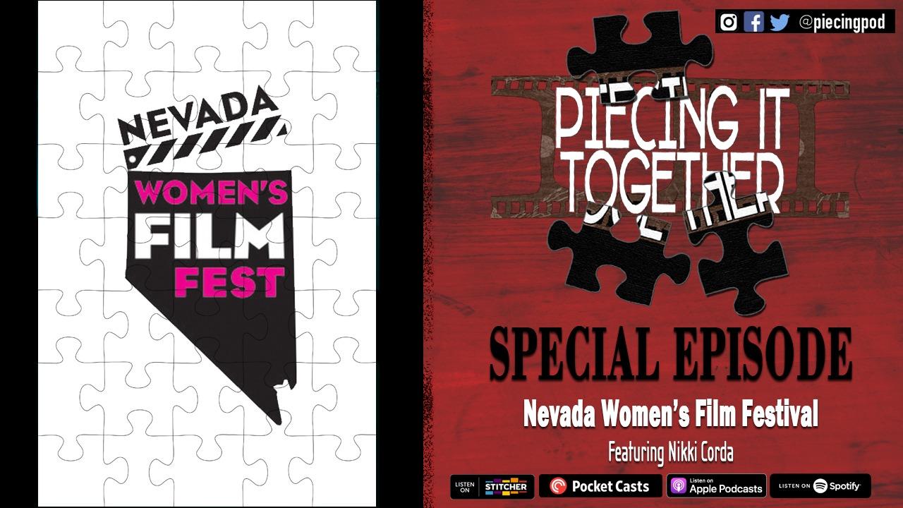 Nevada Women's Film Festival – Nikki Corda Interview (Special Episode)