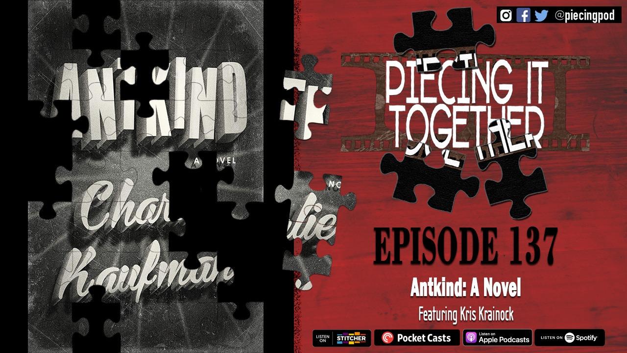 Antkind: A Novel (Featuring Kris Krainock)
