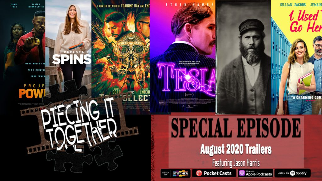 August 2020 Trailers