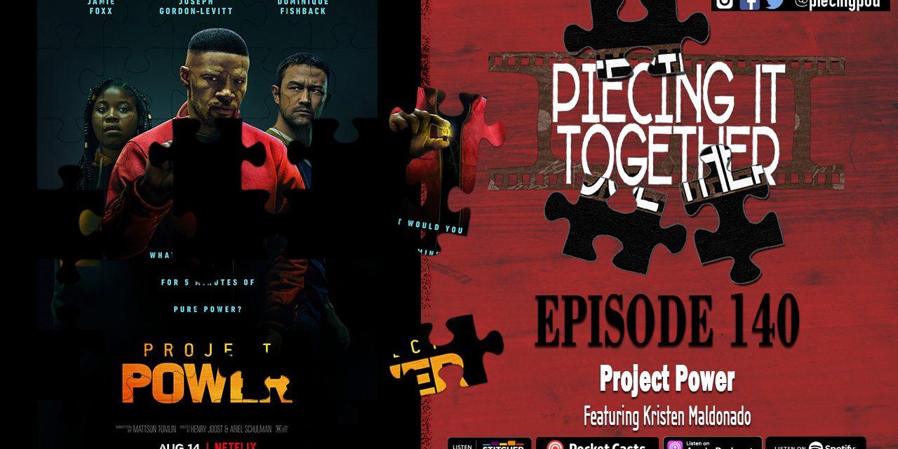Project Power (Featuring Kristen Maldonado)