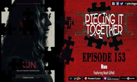 Run (Featuring Noah Gittell)