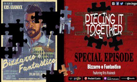 Bizzarro e Fantastico (Featuring Kris Krainock)