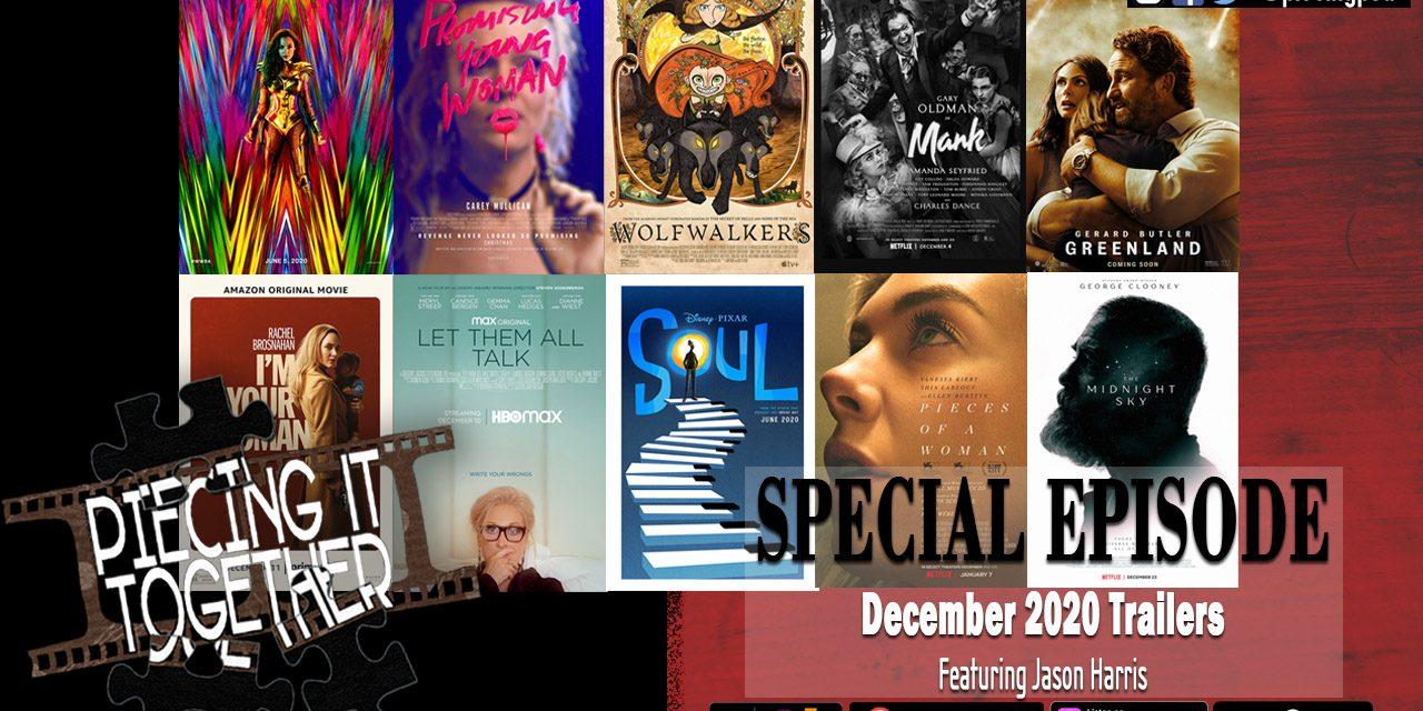 December 2020 Trailers (Special Episode)