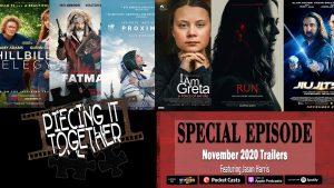November 2020 Trailers