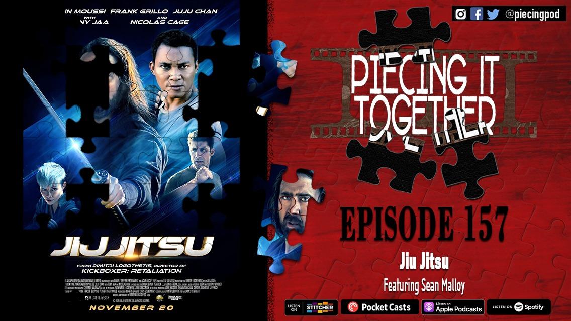 Jiu Jitsu (Featuring Sean Malloy)