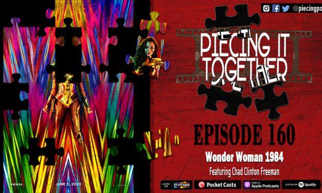 Wonder Woman 1984 (Featuring Chad Clinton Freeman)