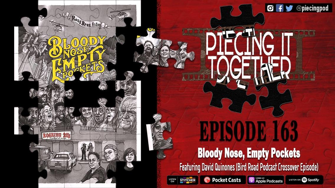 Bloody Nose, Empty Pockets (Featuring David Quinones)