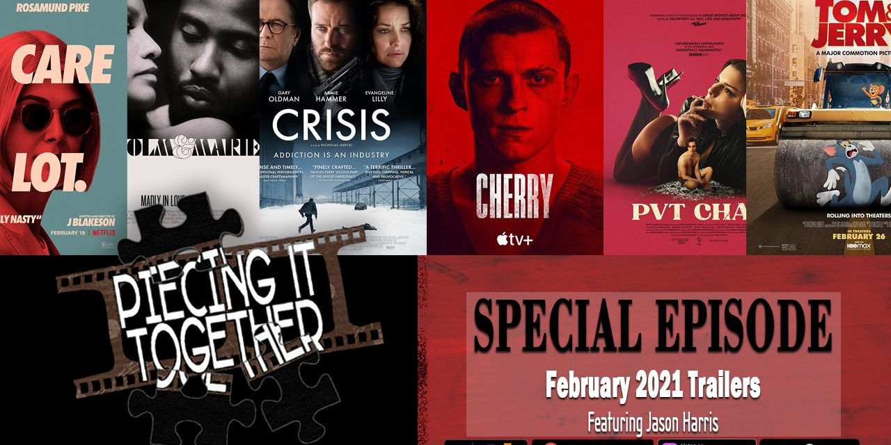 February 2021 Trailers (Special Episode)