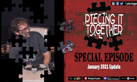 January 2021 Update (Special Episode)