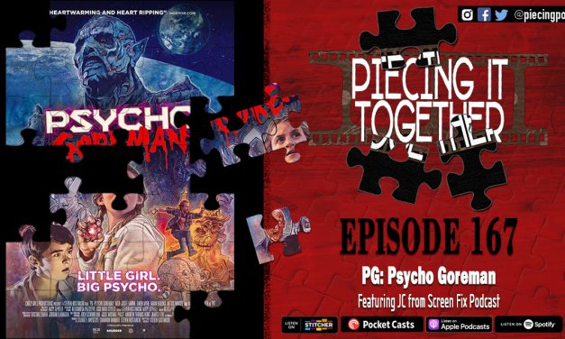 PG: Psycho Goreman (Featuring JC Screen Fix)