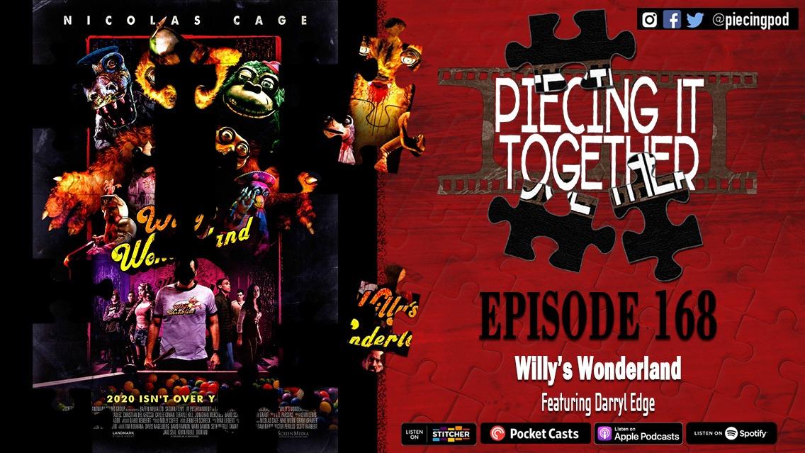 Willy's Wonderland (Featuring Darryl Edge)