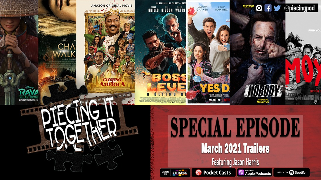March 2021 Trailers (Special Episode)