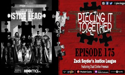 Zack Snyder's Justice League (Featuring Chad Clinton Freeman)
