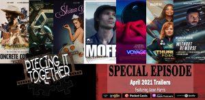 April 2021 Trailers