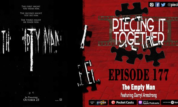 The Empty Man (Featuring Darryl Armstrong)