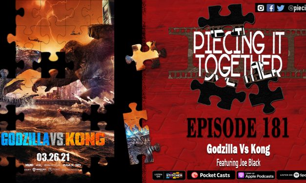 Godzilla Vs Kong (Featuring Joe Black)