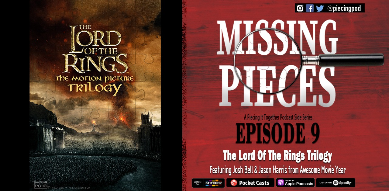 The Lord Of the Rings Trilogy (Featuring Josh Bell & Jason Harris)