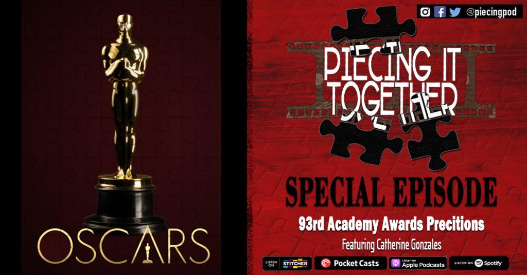 93rd Academy Awards Predictions