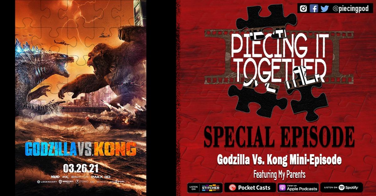 Godzilla Vs. Kong (Special Mini-Episode)