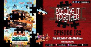 The Mitchells Vs The Machines