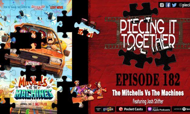 The Mitchells Vs The Machines (Featuring Josh Stifter)